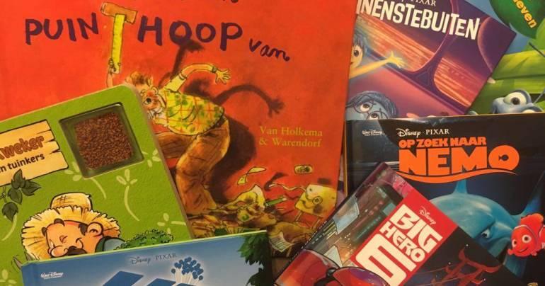 Kinderboekenweek 2017: Gruwelijk ENG!